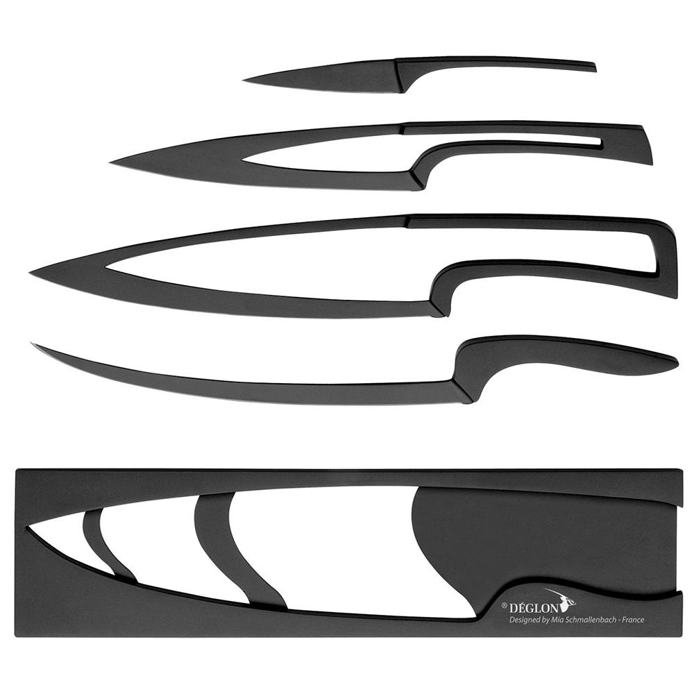 Zwarte design Messen van Deglon