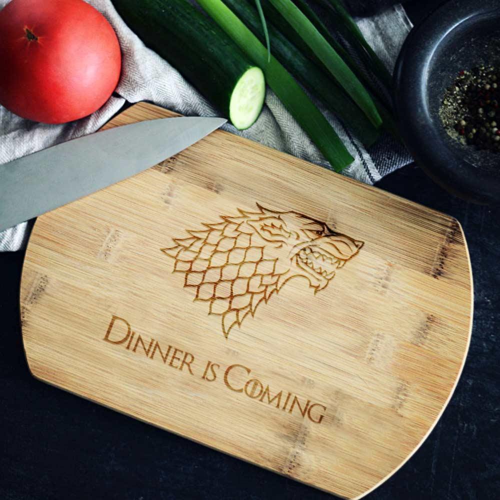 Game of Thrones snijplank