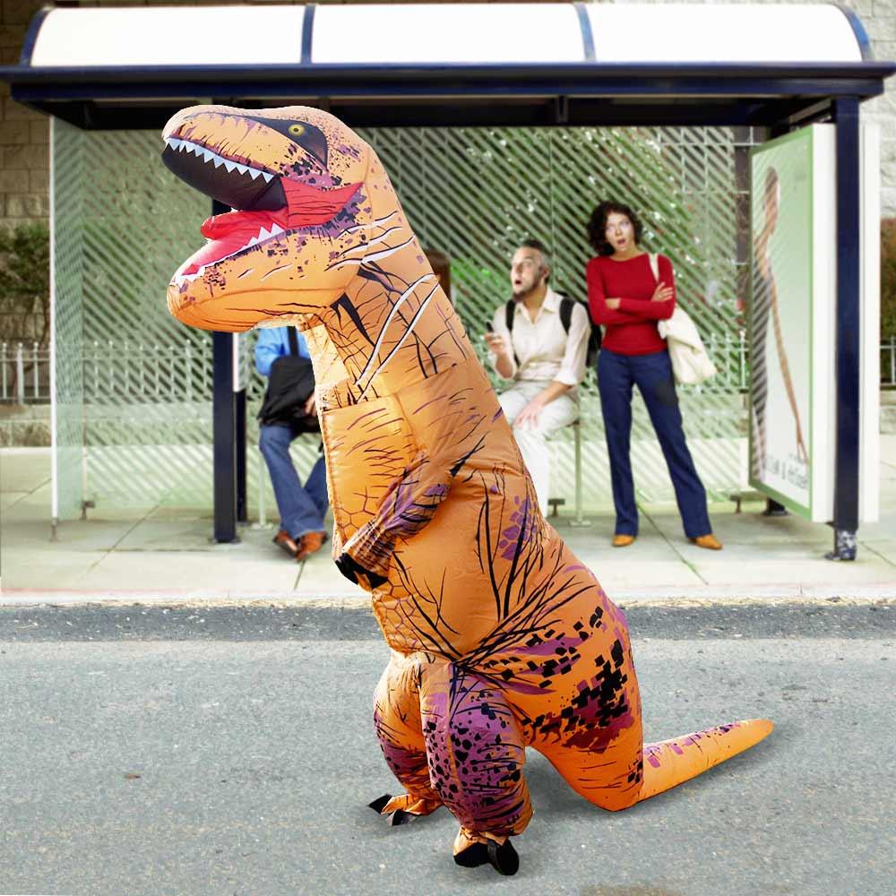 Dagaanbieding - Opblaasbaar T-Rex Pak dagelijkse aanbiedingen