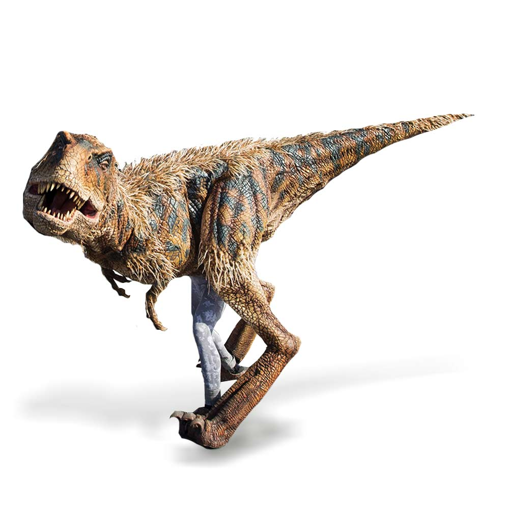 Meest realistiche dinosaurus pak ooit