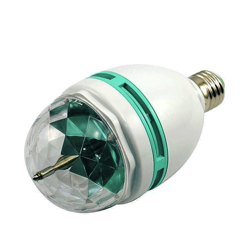 Discolamp - LED Gloeilamp zorgt voor het ultieme discofeest!