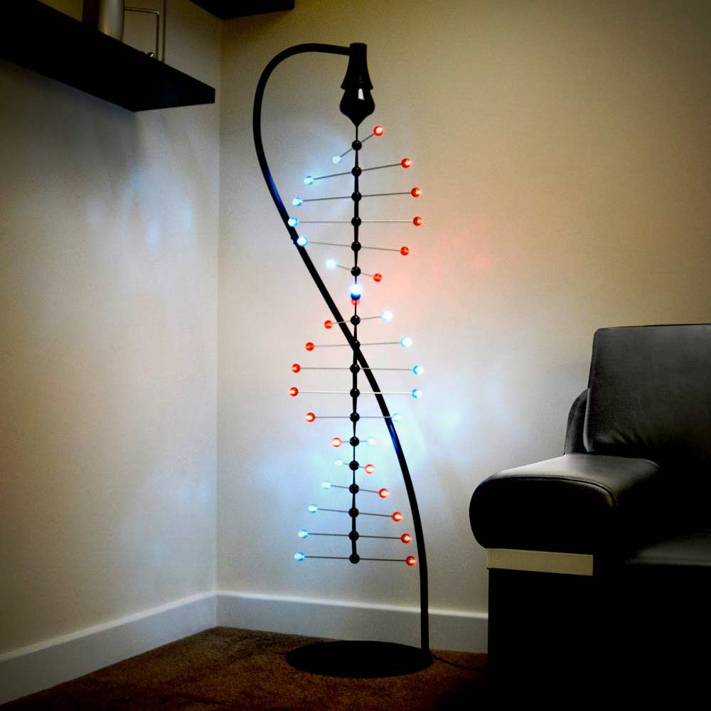 Dna Motion Lamp