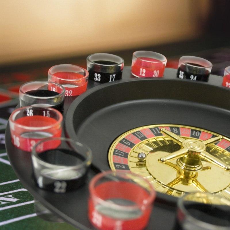 Dagaanbieding - Roulette drankspel dagelijkse aanbiedingen