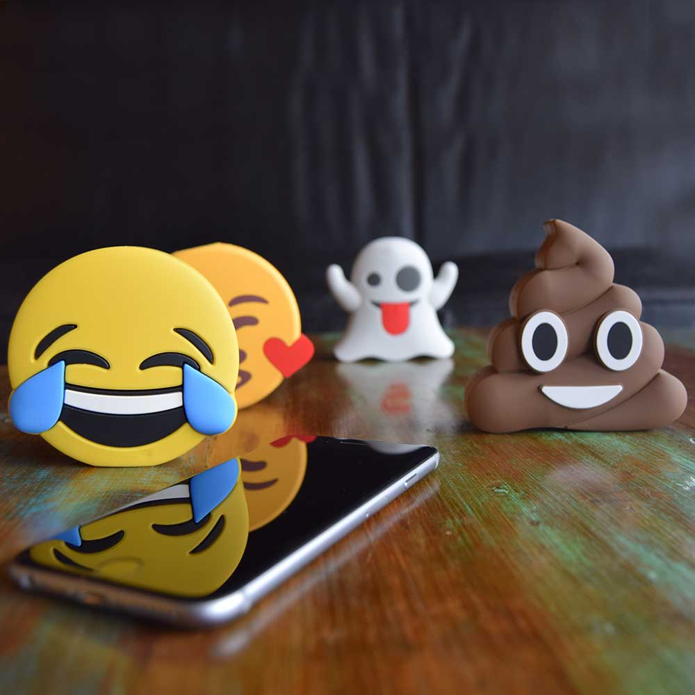 Emoji Powerbank Original | MegaGadgets