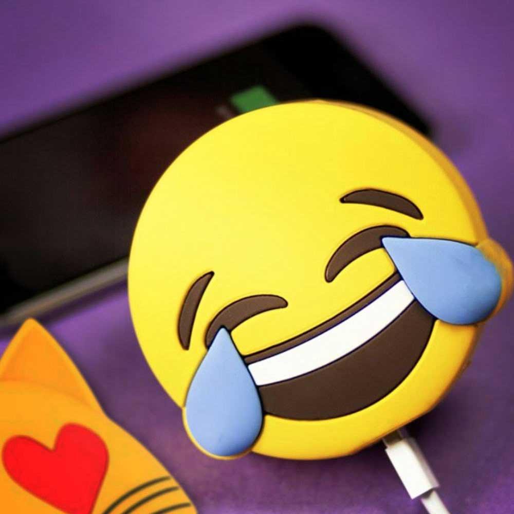 Dagaanbieding - Emoji Powerbank dagelijkse aanbiedingen
