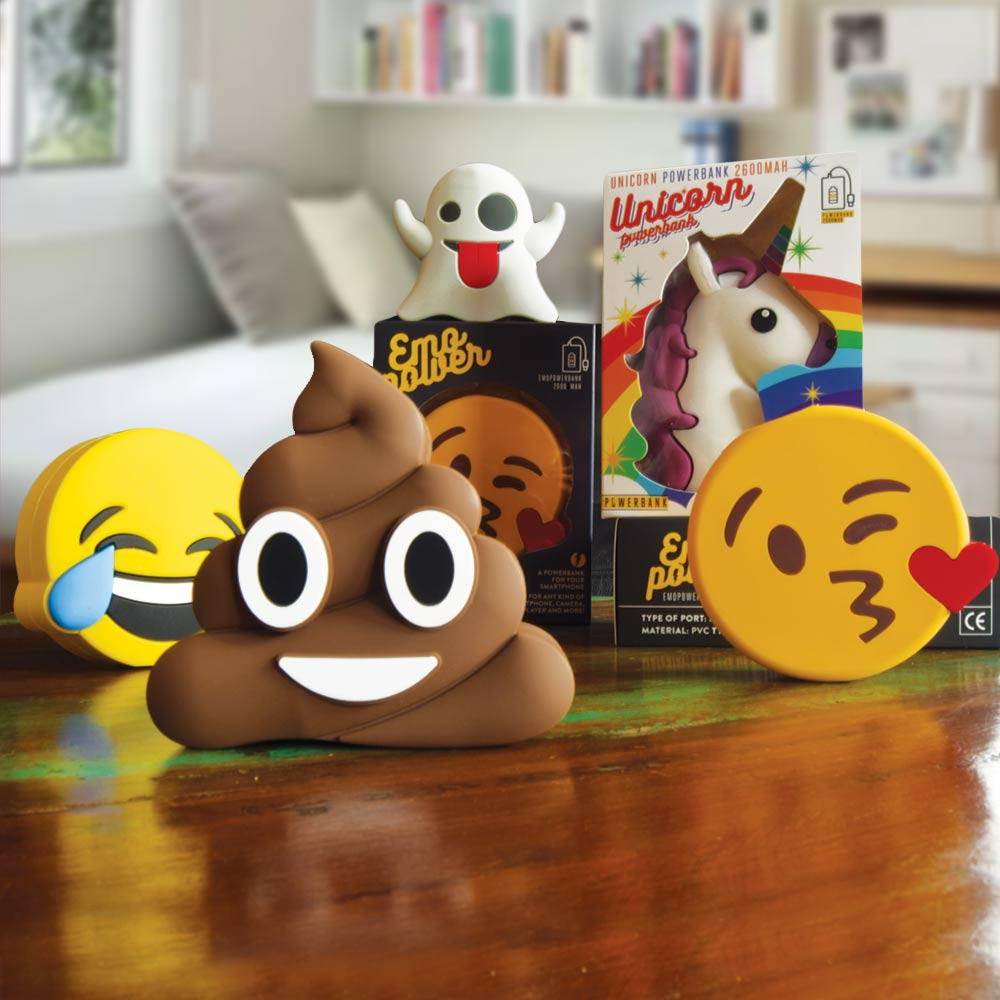 Emoji Powerbank Original