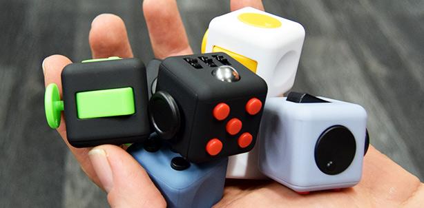 Finger Cube