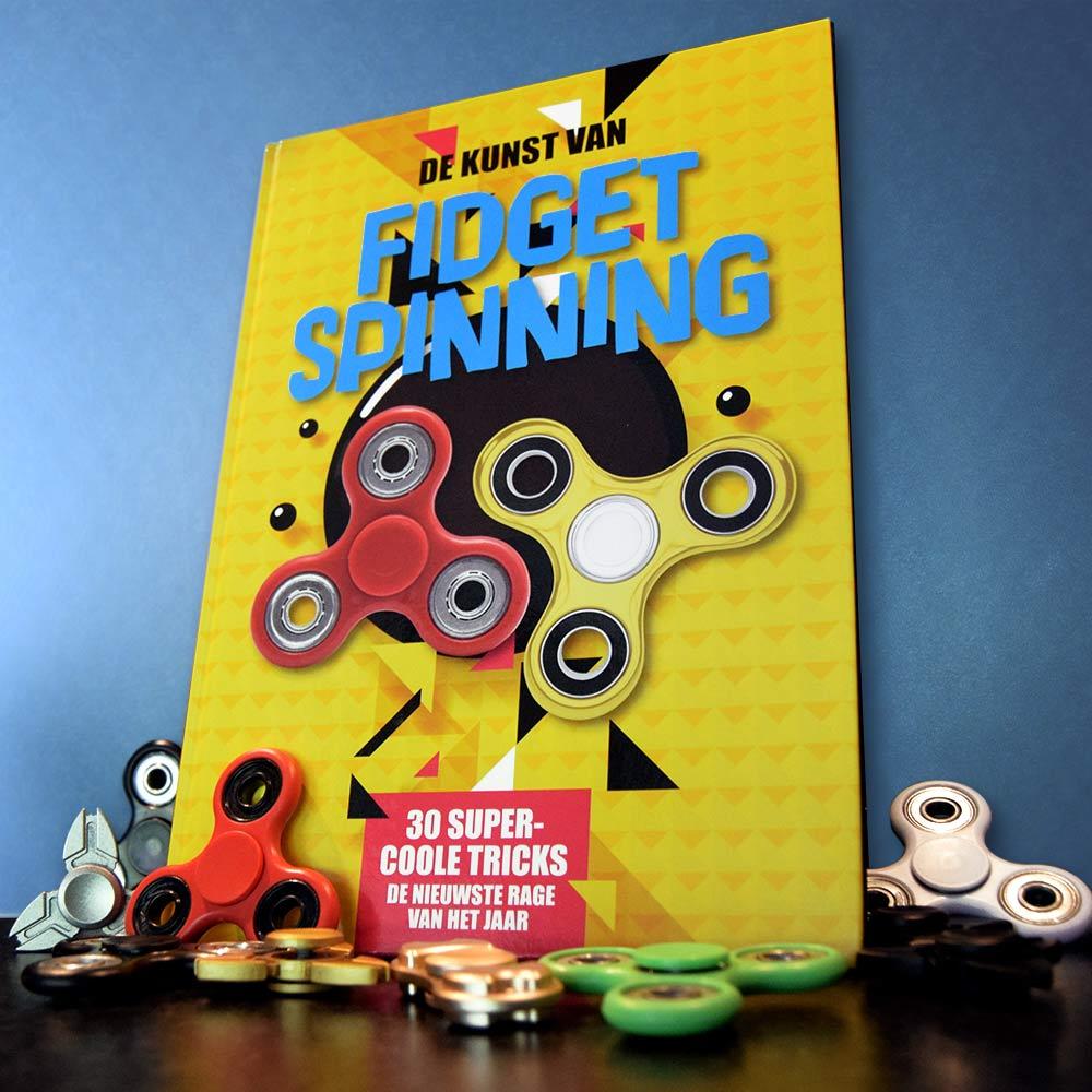 De kunst van Fidget Spinning | Megagadgets