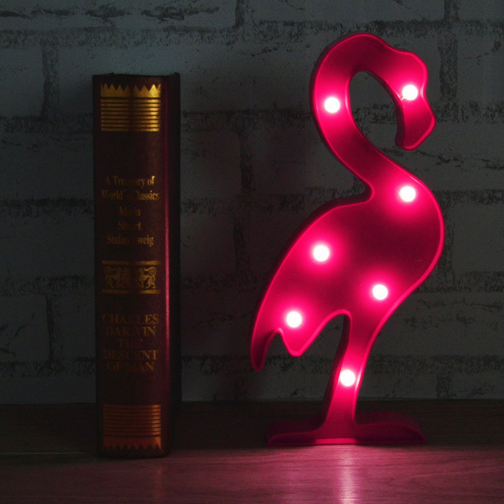 Image of Flamingo Lamp