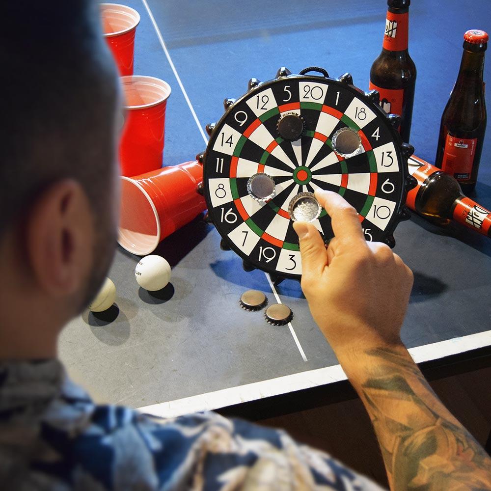 Flessendop Dartspel | MegaGadgets