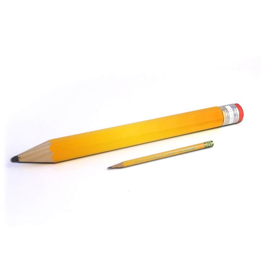 Giant Pencil, schrijven is nog nooit zo leuk geweest!