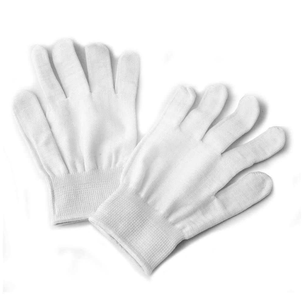 Glow Gloves, deze handschoenen geven licht in het donker!