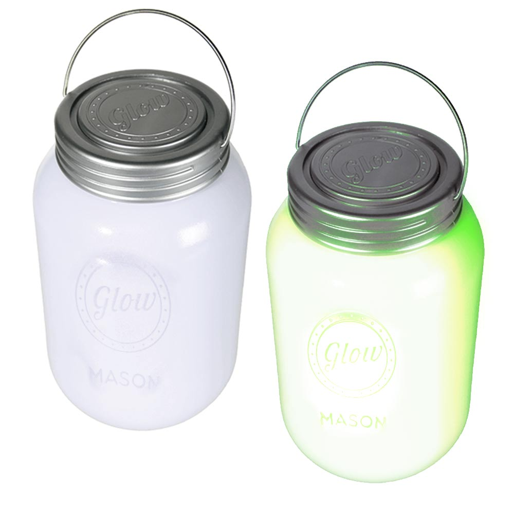 LED Mason Jar | Megagadgets