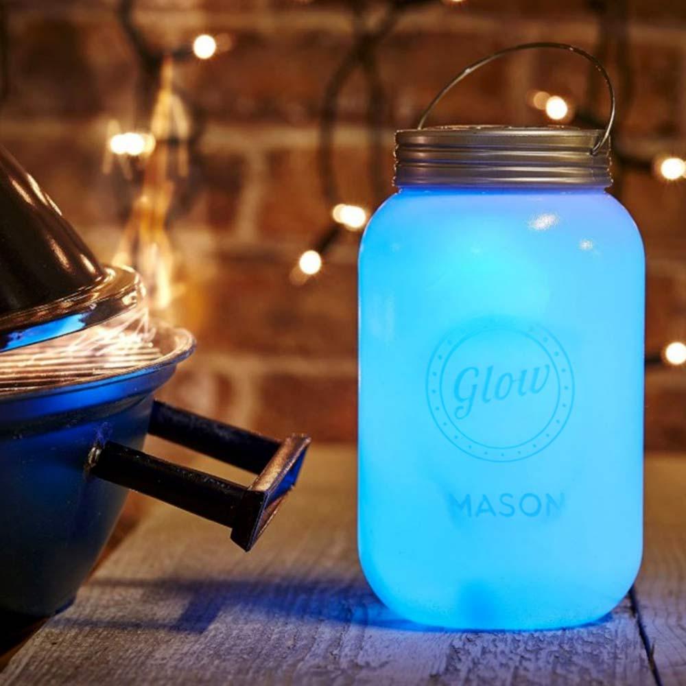 LED Mason Jar