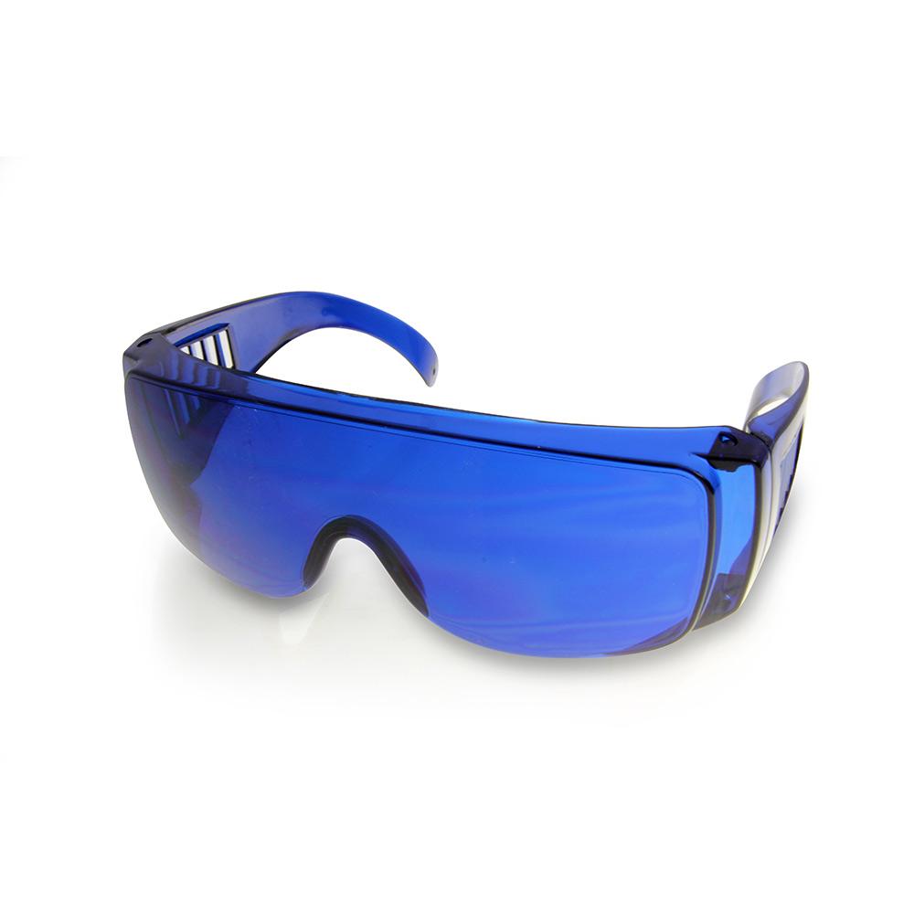 Golf Ball Glasses laten jou alleen wit zien! Dan vindt jij dus gemakkelijk het witte balletje!