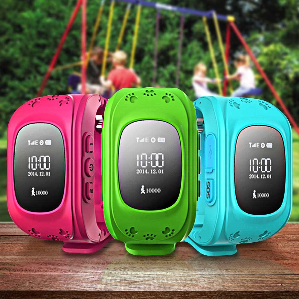 GPS Tracker Horloge