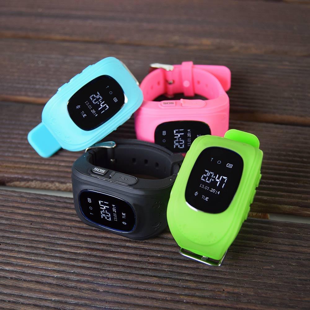 Dagaanbieding - GPS Tracker Horloge V2 dagelijkse aanbiedingen