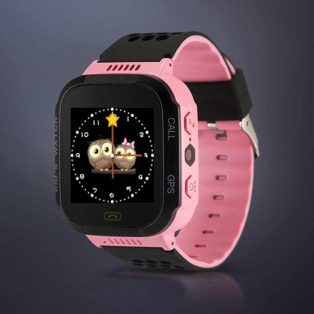 GPS Horloge met Touchscreen | Megagadgets