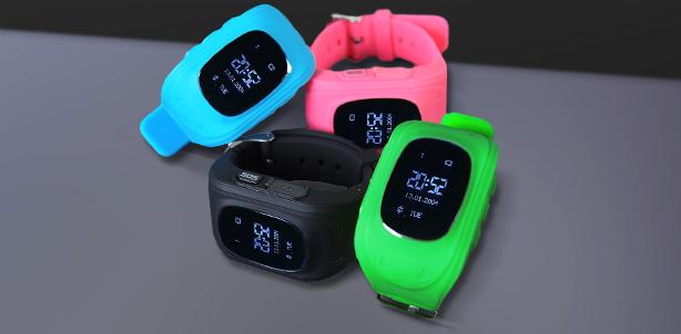 GPS Tracker Horloge V2