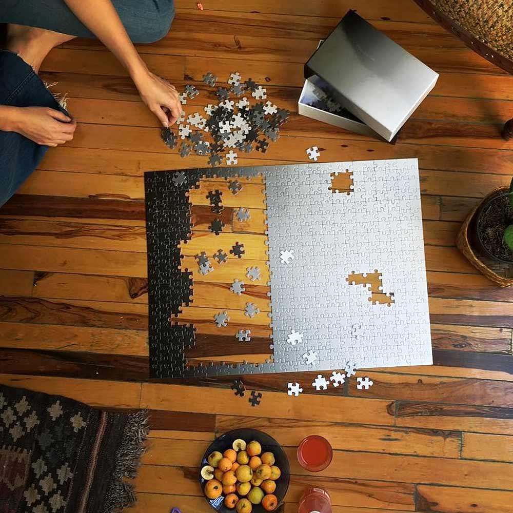 Gradient Puzzle | MegaGadgets