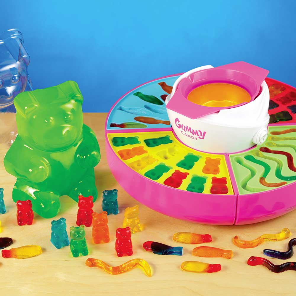 Gummy Candy Maker | MegaGadgets