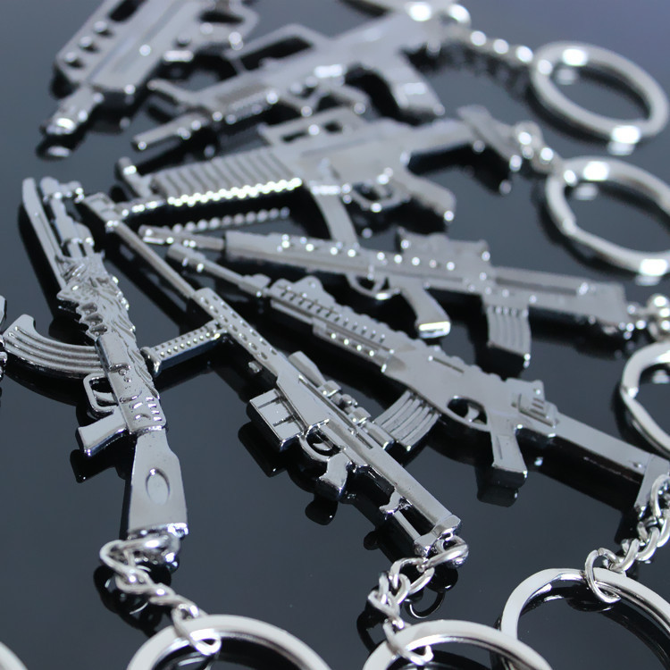 Rifle keychains | MegaGadgets.nl