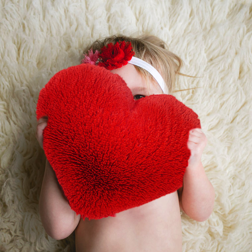 Warming Heart Pillow Deluxe