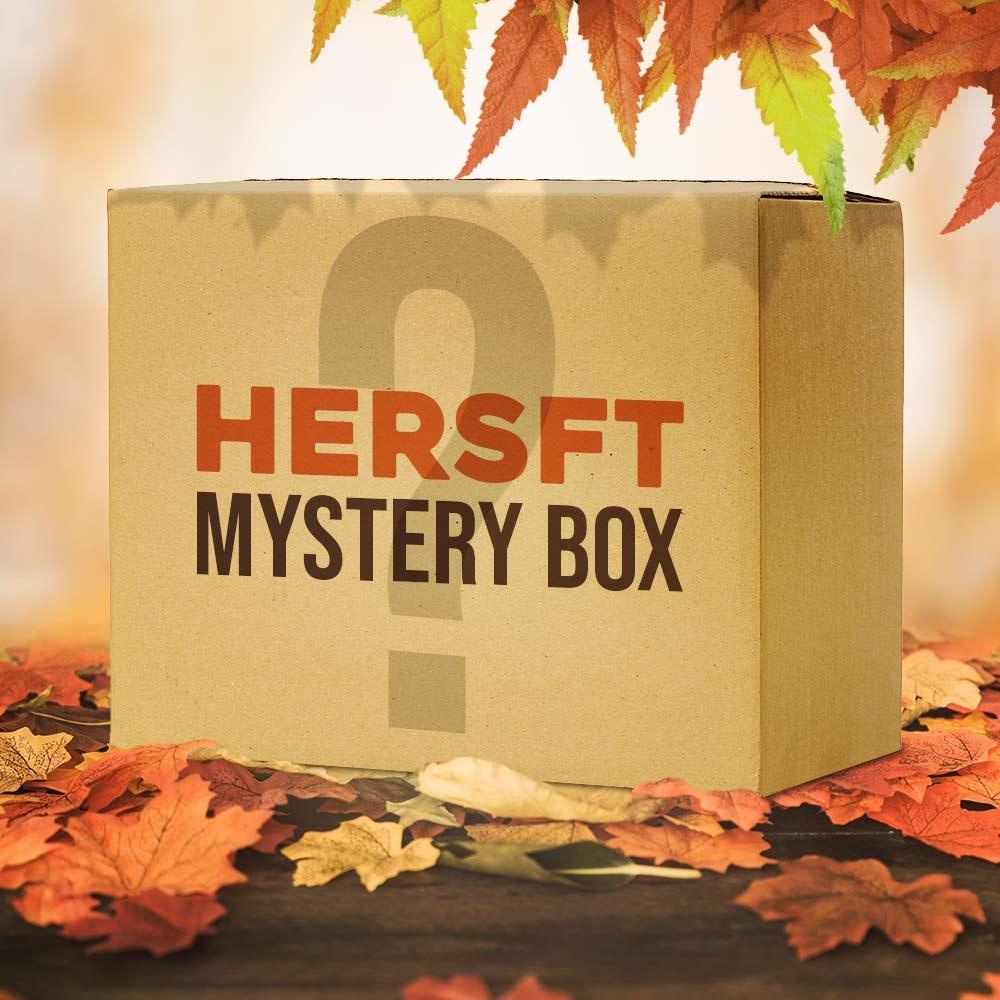 Herfst Mystery Box | MegaGadgets