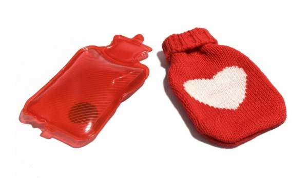 Hot Pack Knitted handwarmer, houd je handen lekker warm!