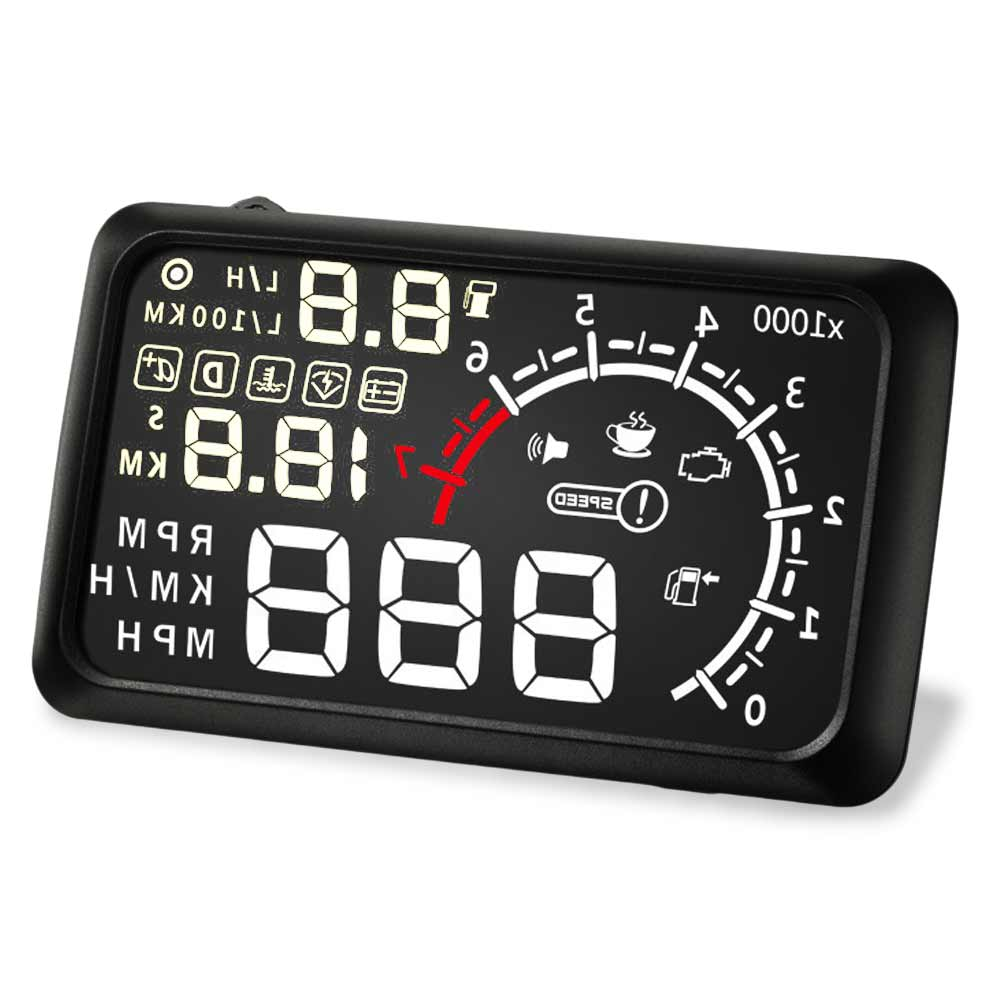 "Car HUD system 5.5"" , leukste display projector"