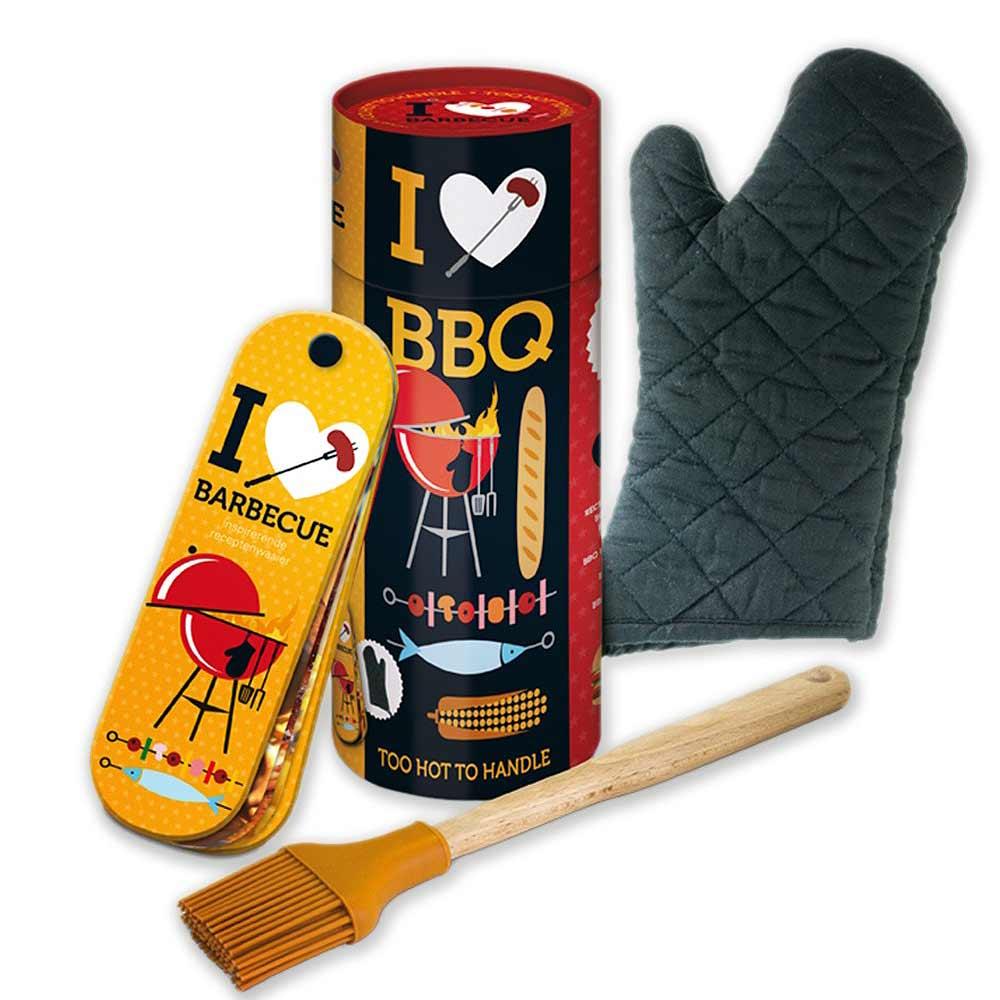 I love BBQ cadeaubox, lekker BBQen deze zomer