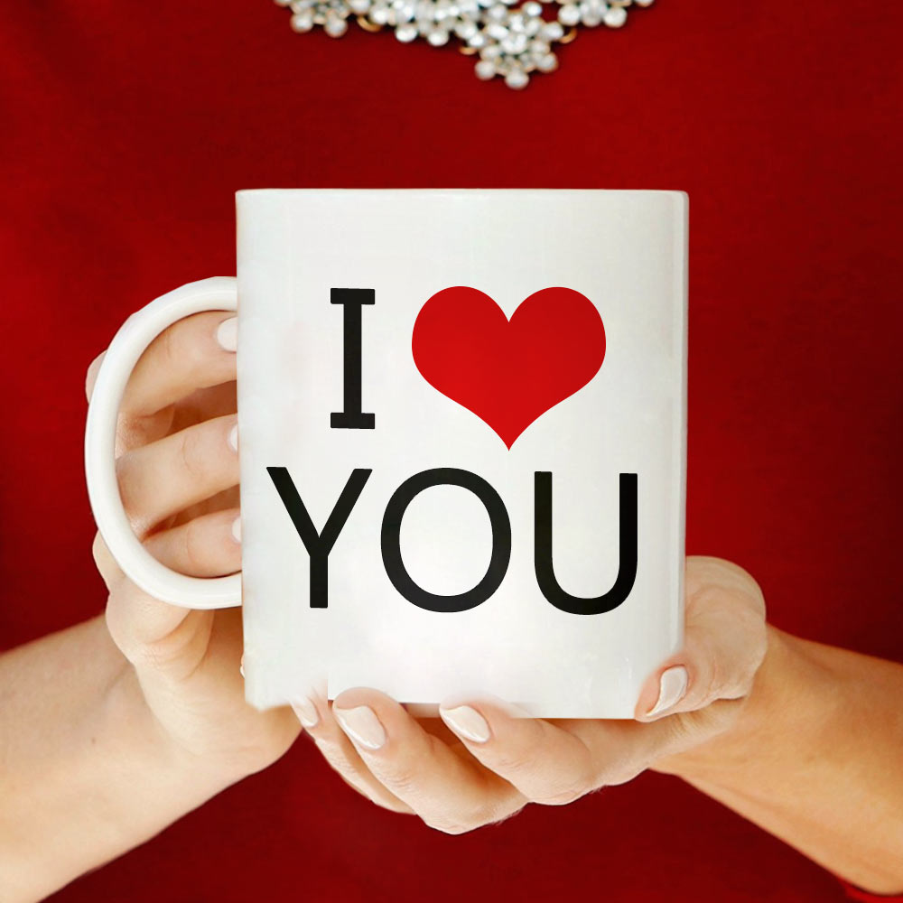 Love you Mug | Megagadgets