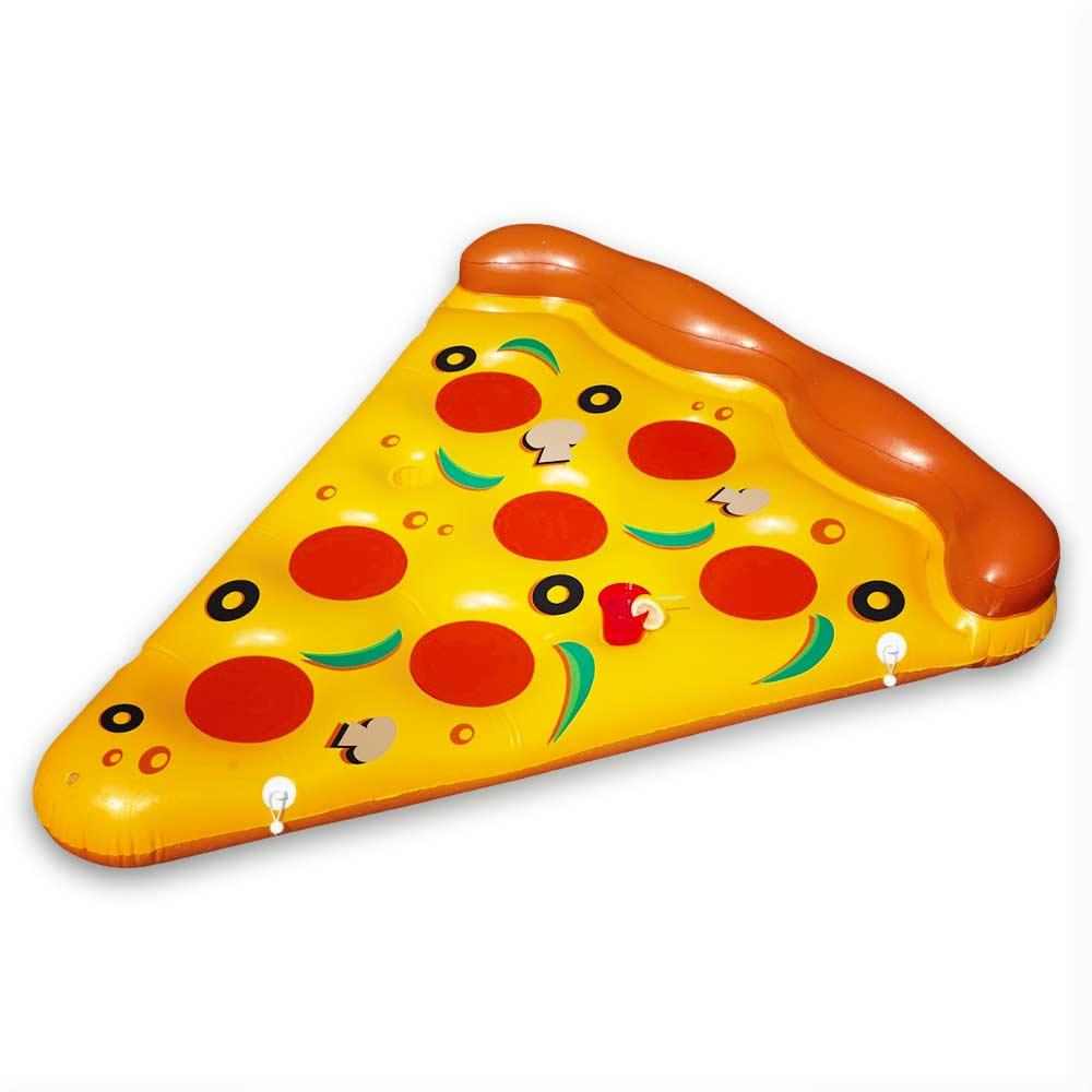Extra stevig opblaas pizza