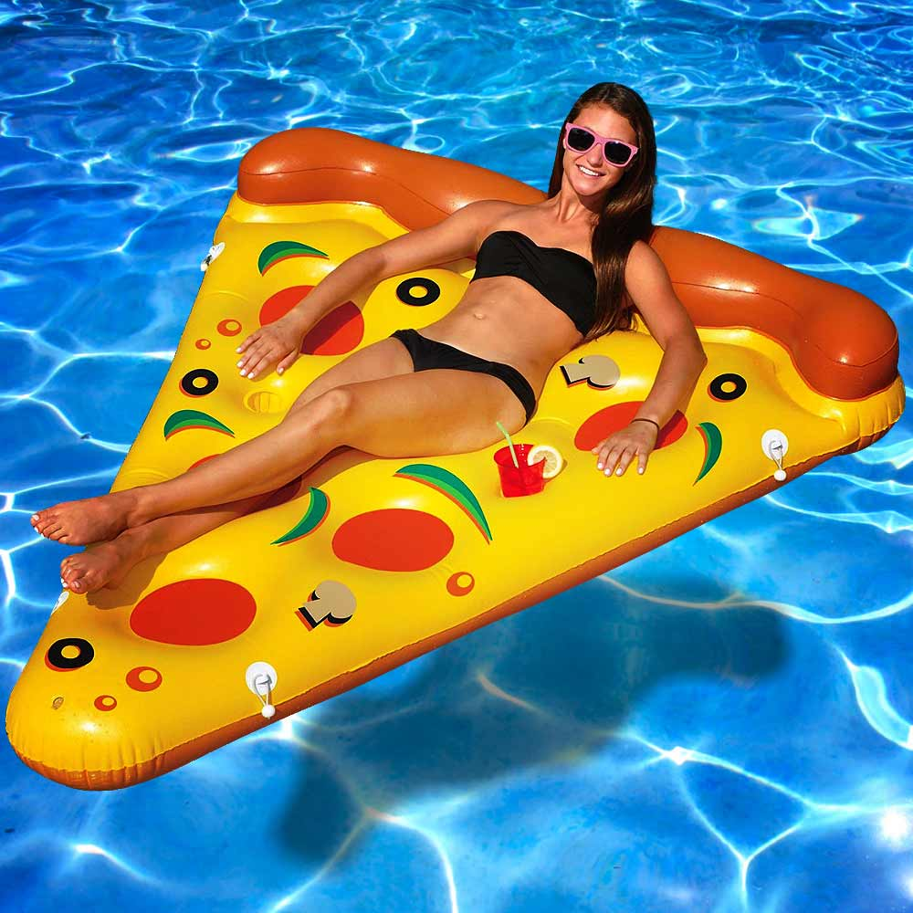 Inflateable Pizza