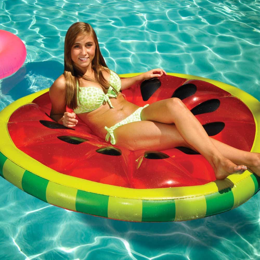 Dagaanbieding - Opblaasbare Watermeloen dagelijkse aanbiedingen