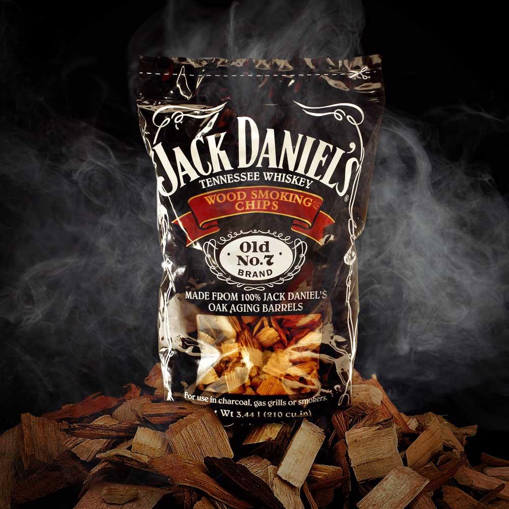 1KG Jack Daniels BBQ Snippers