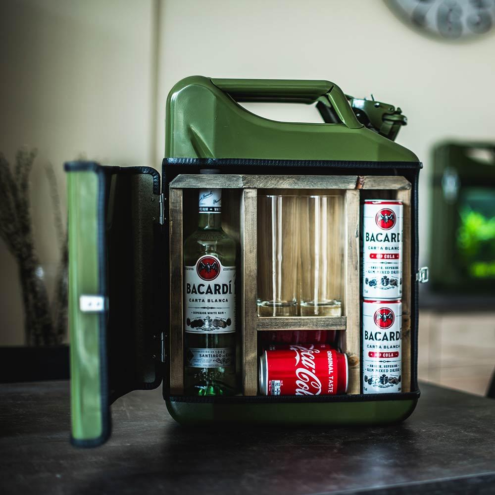 Jerrycan Bar – Sterke Drank | MegaGadgets