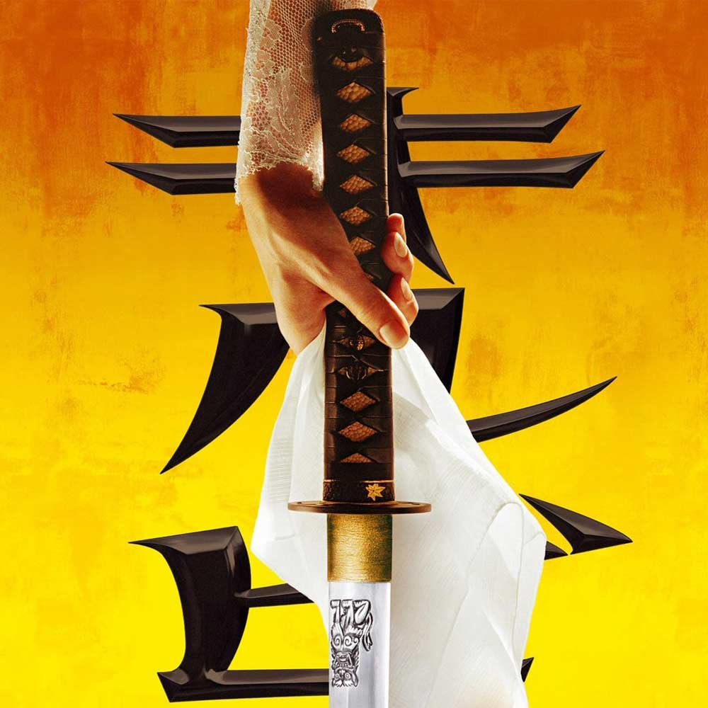 Kill Bill Replica Zwaard - Duivel (man)