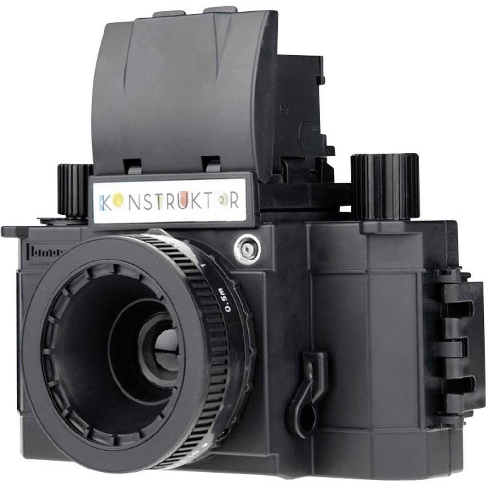 Bouw je eigen analoge camera