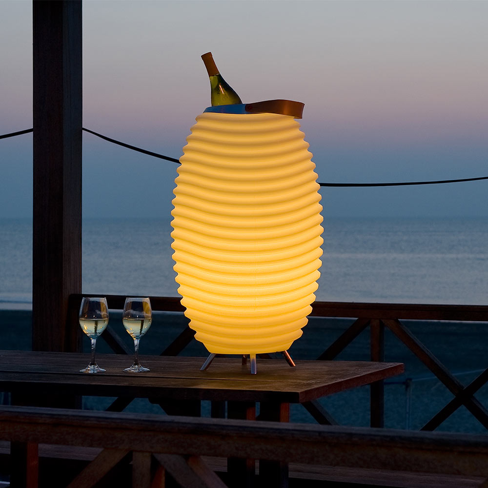 Kooduu Bluetooth Speaker Lamp - Large