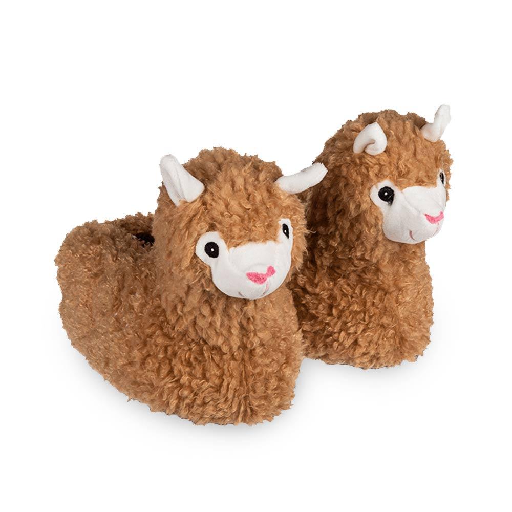 Alpaca Pantoffels