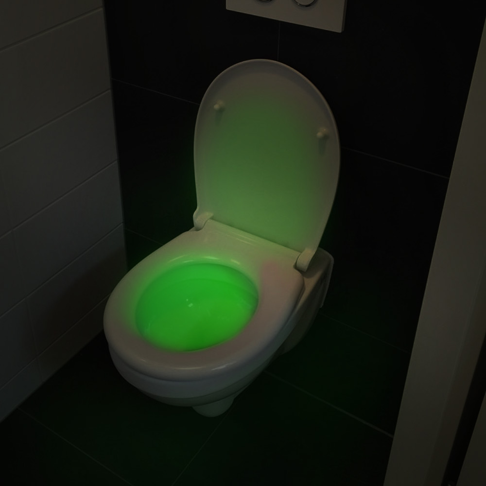 Toilet Led Light | MegaGadgets