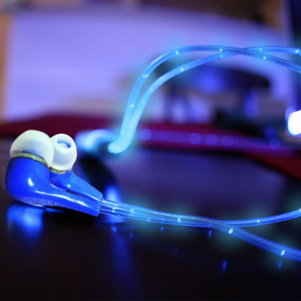 Led Motion Earphones