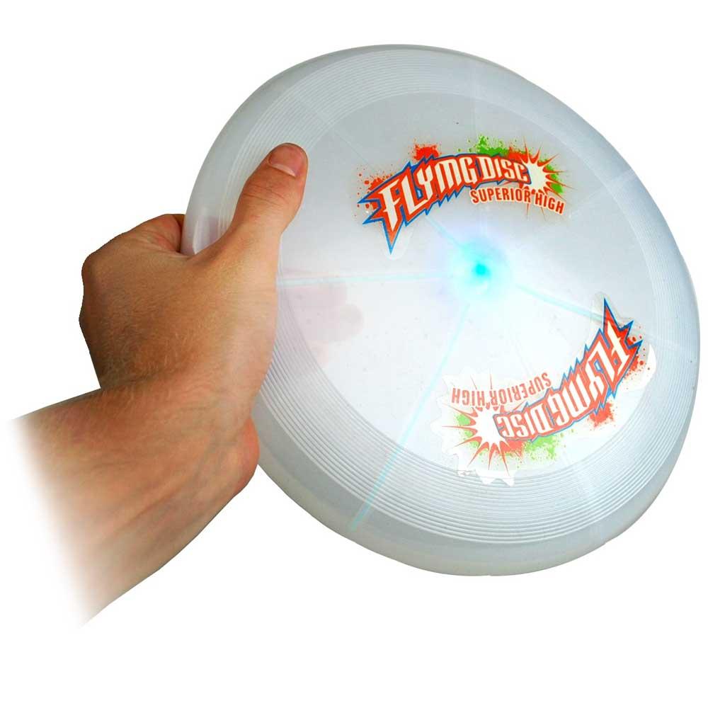 LED Frisbee - een frisbee met LED verlichting net even anders als die van andere