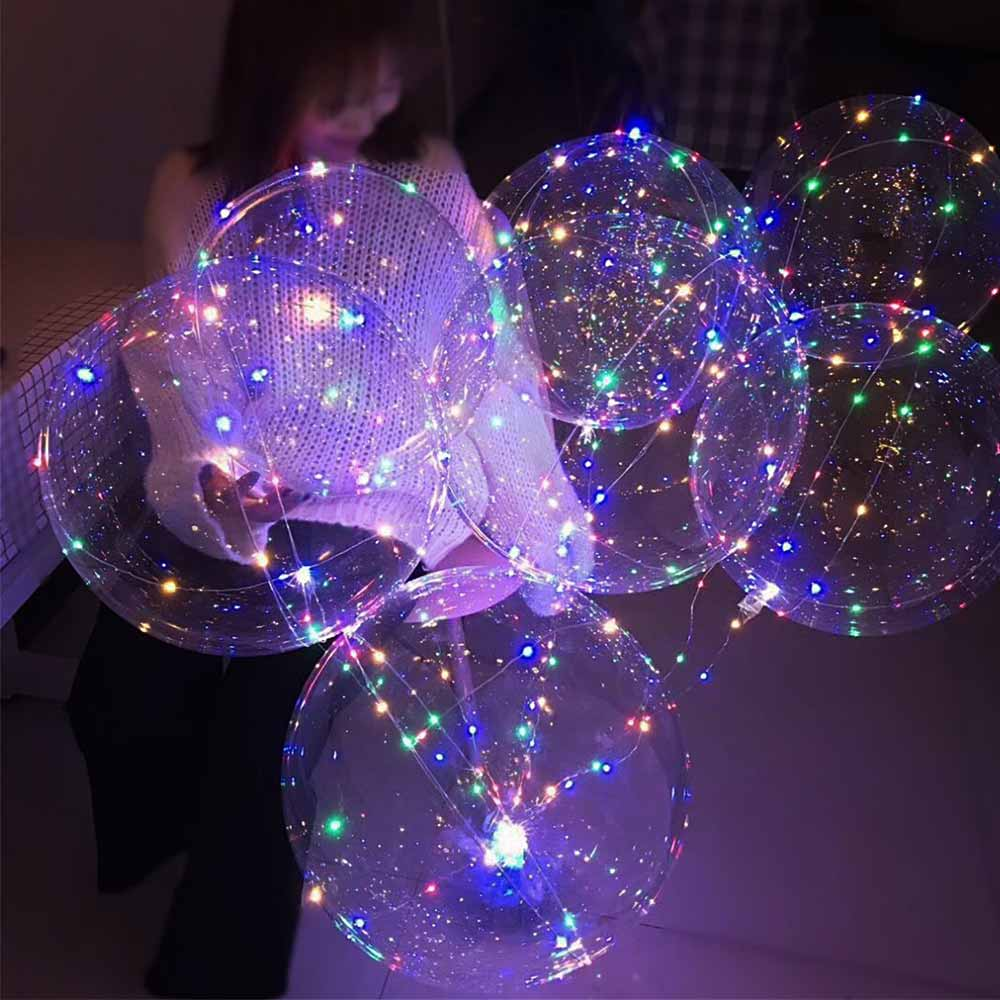 LED Ballon - Wit