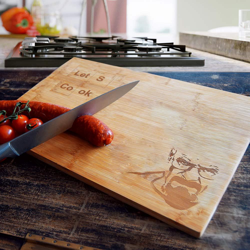 Dagaanbieding - Let's Cook Snijplank dagelijkse aanbiedingen