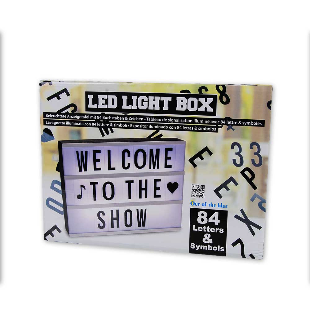 Cinema LightBox A4 | MegaGadgets