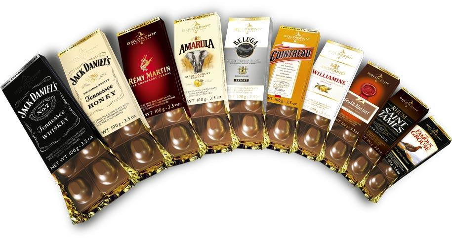 Liqour Chocolate bar, lekkerste chocolaatjes