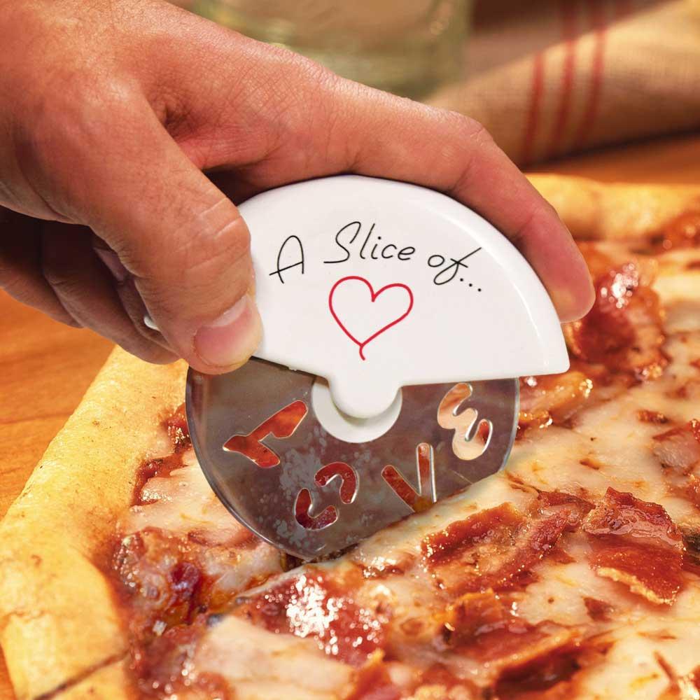 Pizzasnijder – Slice of Love | MegaGadgets