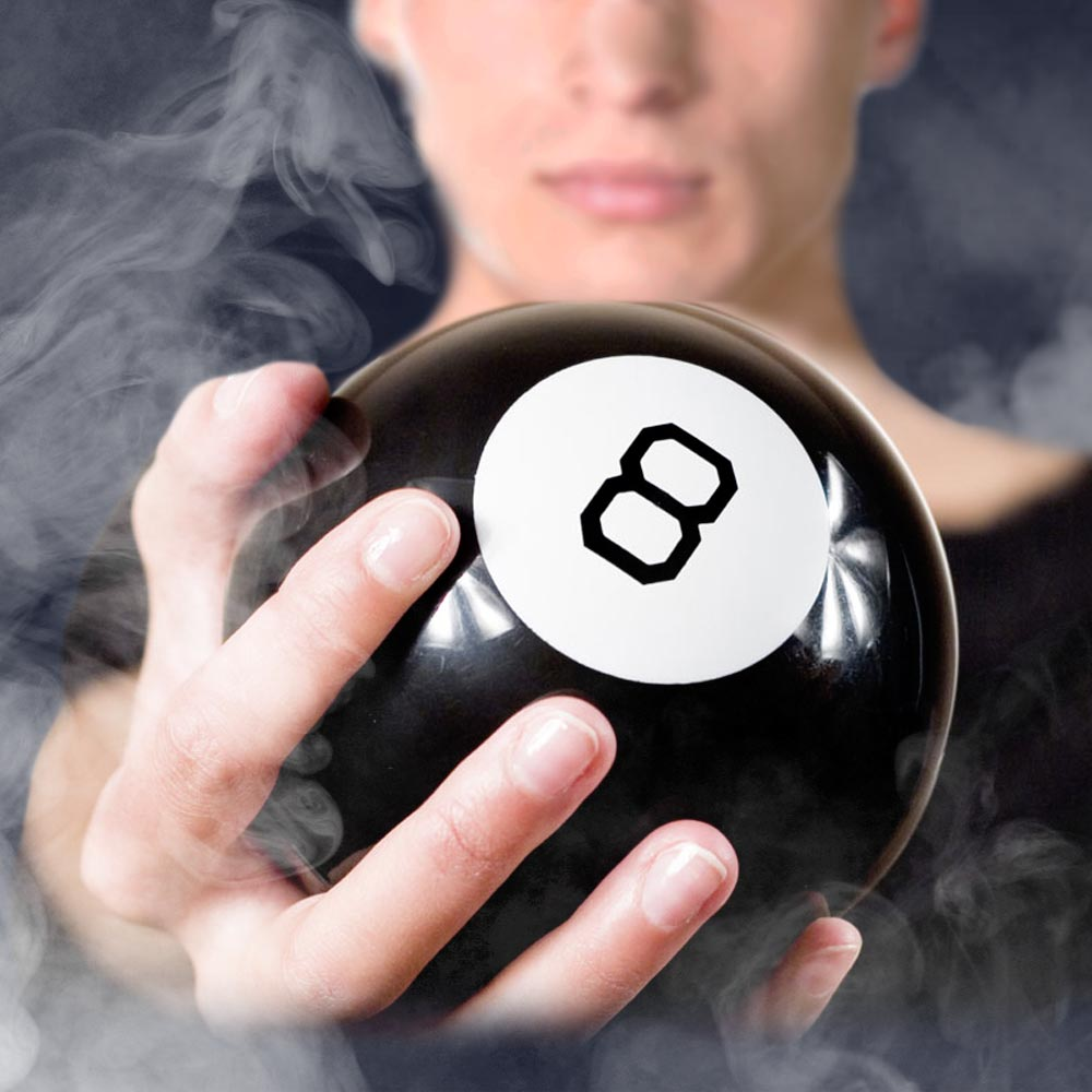 Magic 8 ball | MegaGadgets.nl